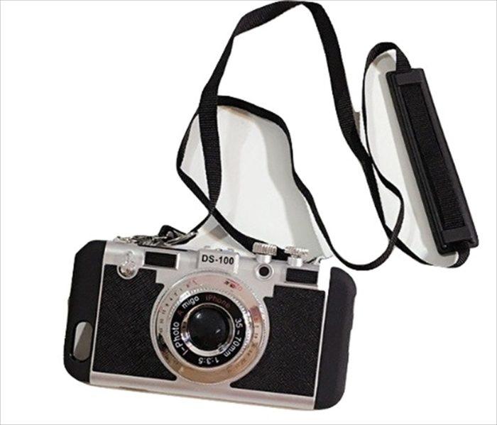 カメラ型スマホケース