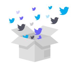 Twitterのとり