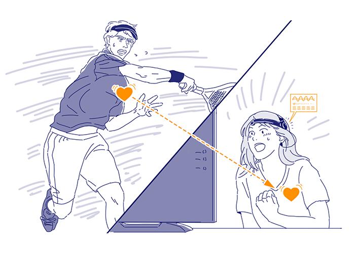 5Gが変えるスポーツ観戦