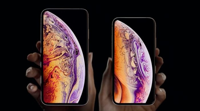 iPhoneXS、XS Max