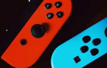 任天堂Switchのコントローラー