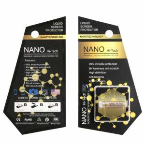 ナノ 液体保護フィルム リスタルアーマー